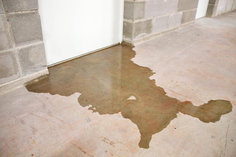 sous-sol humidité